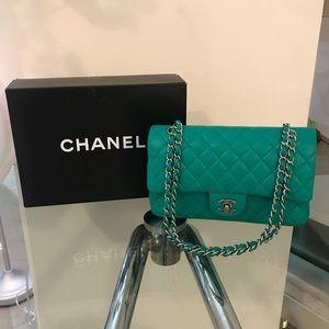 Authentic CHANEL Classic Double Flap Bag